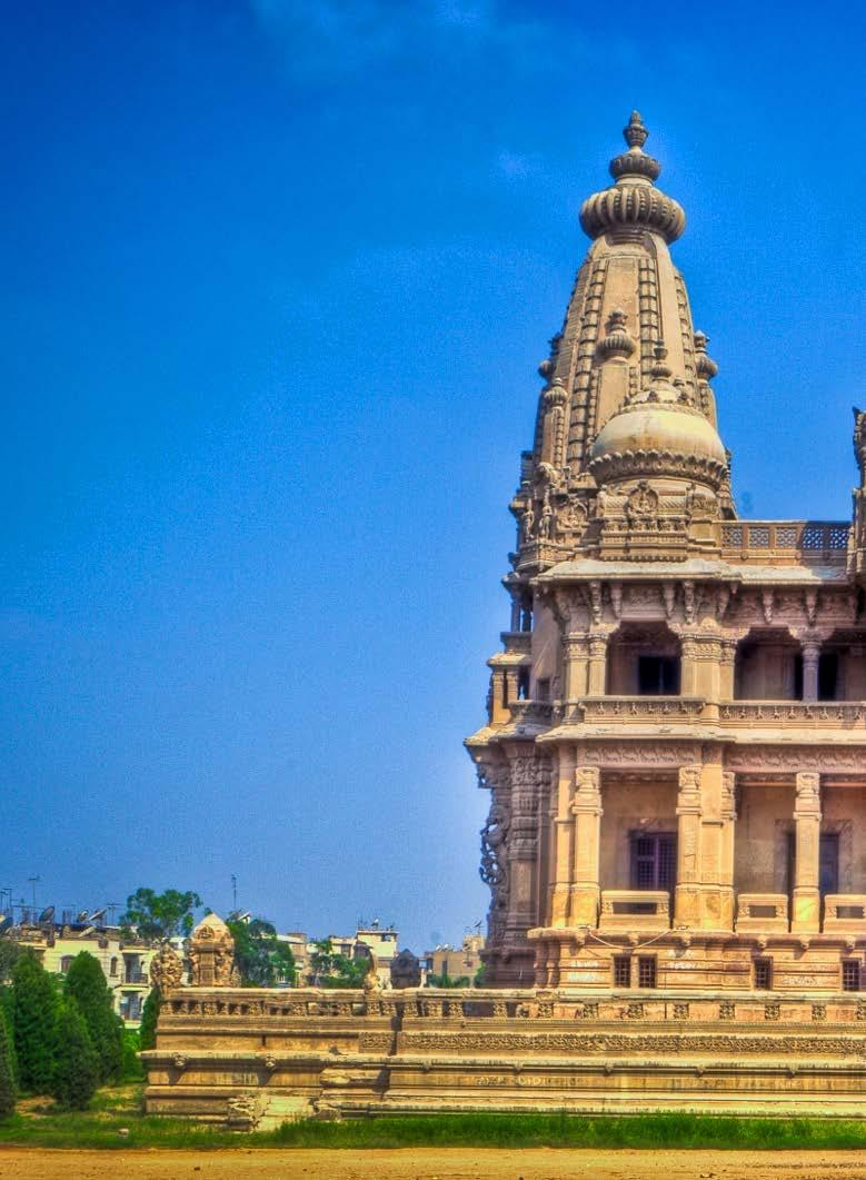 Discover Egypt Baron Empain Palace By Nae