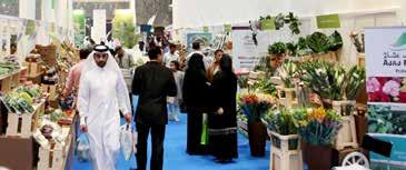 AGRITEQ 2018 THE PREMIER PLATFORM FOR QATAR S AGRICULTURE SECTOR For five years, Qatar International Agricultural Exhibition (AGRITEQ) has been at the forefront in providing a full-fledged platform