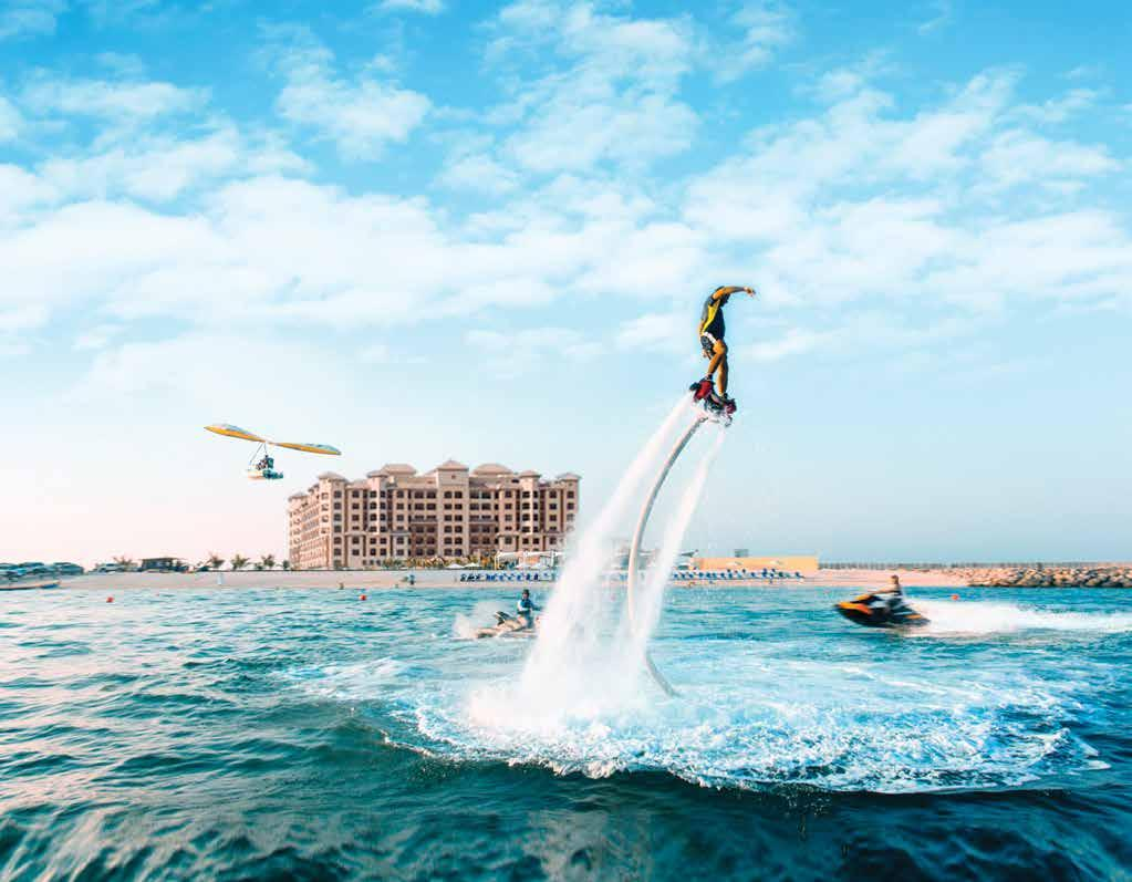 At the Turtle Beach Club sun seekers and sea lovers can treat themselves to a variety of water sports activities such as snorkeling, banana boat and donut rides,